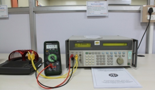 Multi product calibrator Fluke 5500