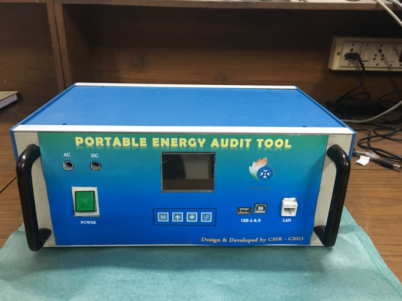 Portable Energy Audit Tool (PEAT)
