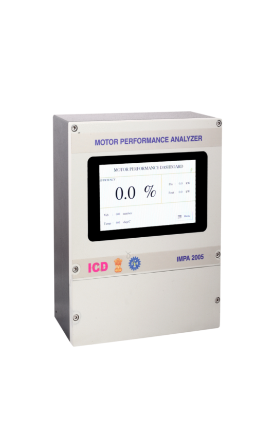 Induction Motor Efficiency Monitoring System (IMEMS)