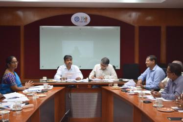 राजभाषा कार्यान्वत्यन समिति की बैठक (OLIC) - 24 June 2019