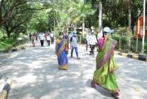 Azadi Ka Amrit Mahotsav – Fit India Freedom Run 2.0 at CSIR Taramani campus.