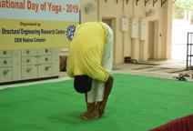 International Day of Yoga – 21st June 2019