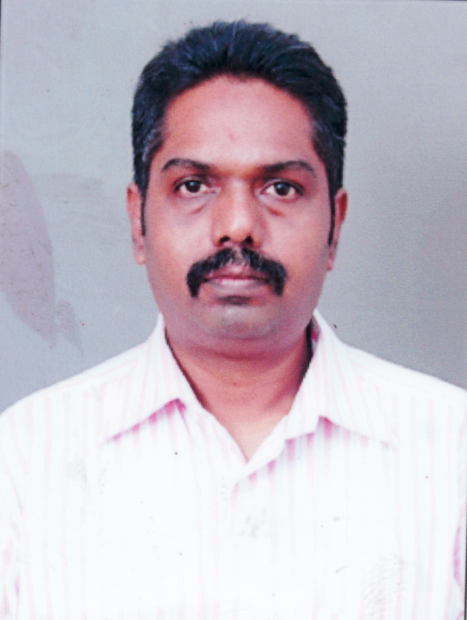 E. Mahesh Kumar (Stores and Purchase Officer)